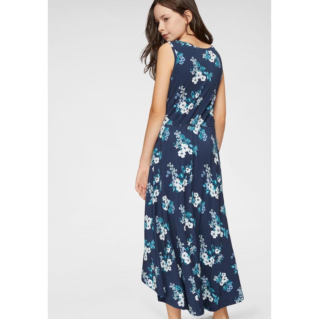 Arizona Vokuhila-Kleid, mit hübschen Blumendruck