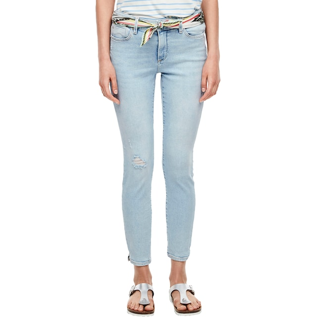 s.Oliver 7/8-Jeans