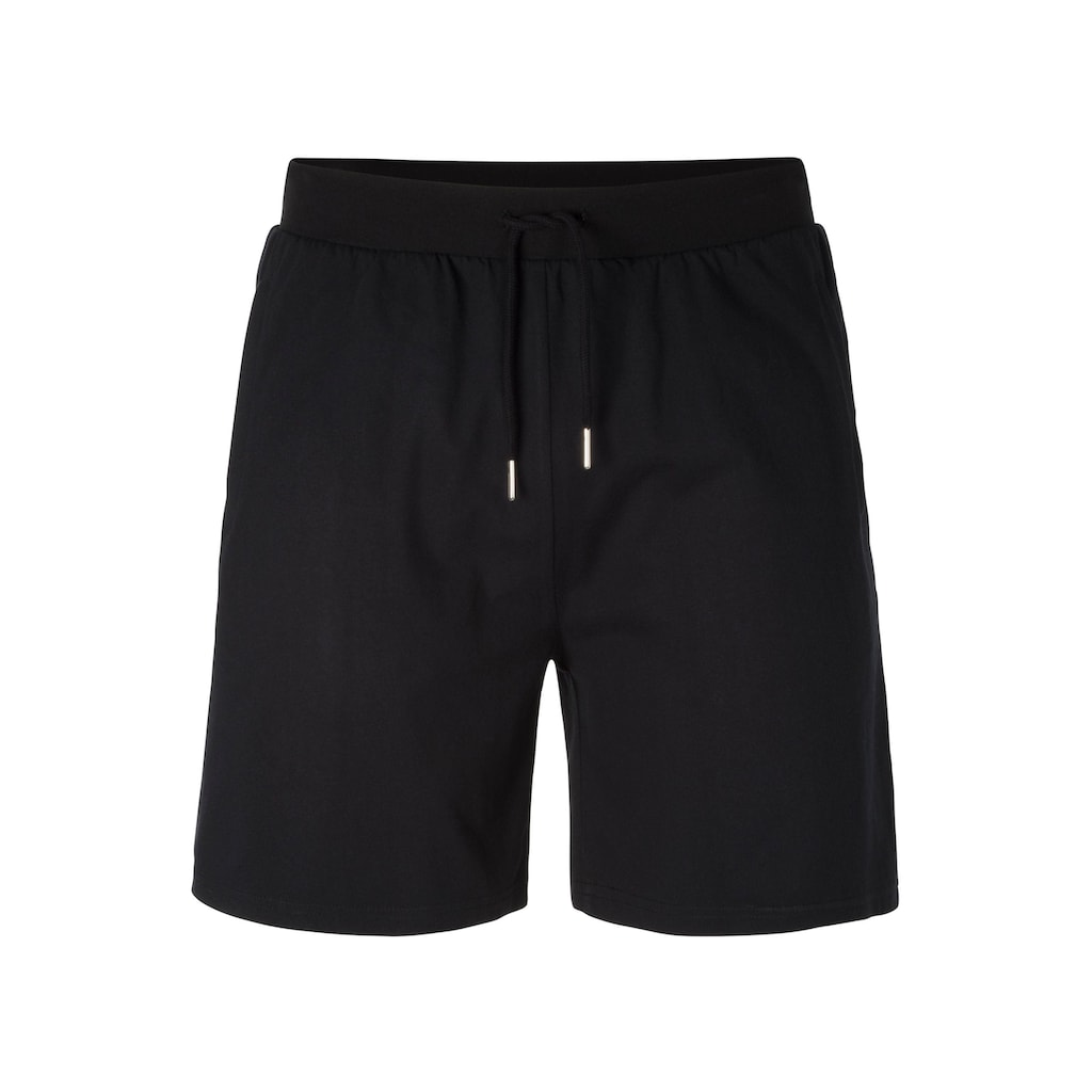 AUTHENTIC UNDERWEAR Schlafshorts, aus weicher Single Jersey Ware