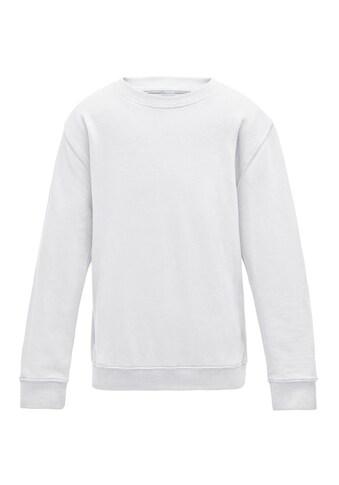 AWDIS Rundhalspullover »Just Hoods Kinder Pullover / Sweatshirt, unifarben« kaufen