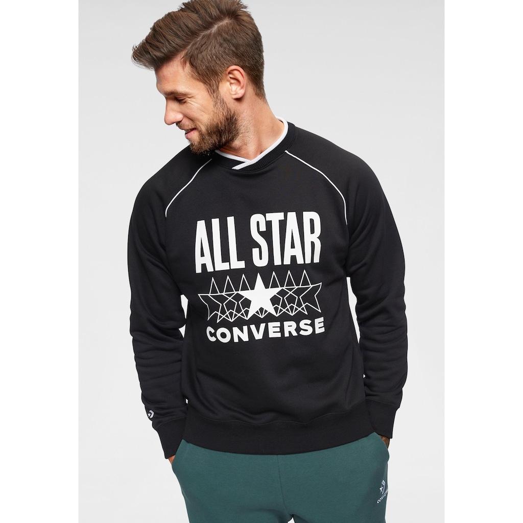 Converse Sweatshirt »CONVERSE ALL STAR CREW«