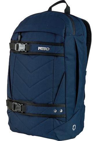 NITRO Laptoprucksack »Aerial Indigo« kaufen