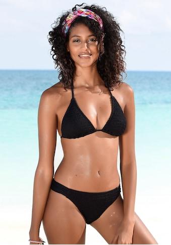 Homeboy Bikini-Hose »Kuba«, im gesmokten Design kaufen