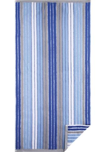 Egeria Badetuch »Jan«, (1 St.), mit mehrfarbigen Streifen kaufen