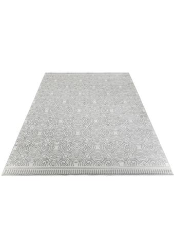 andas Teppich »Kusma«, rechteckig, 11 mm Höhe, Wohnzimmer kaufen