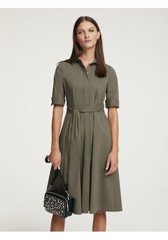 RICK CARDONA by Heine Hemdblusenkleid, mit Bindebändern kaufen