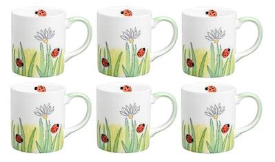Mila Cappuccinotasse »Frühlingserwachen« kaufen