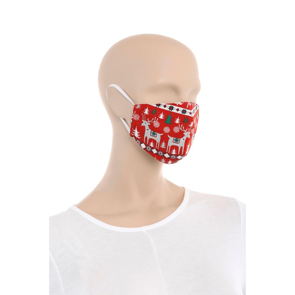 Hannah Mund-Nasen-Maske, für Erwachsene