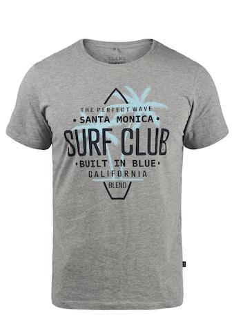 Blend Rundhalsshirt »Califo«, T-Shirt kaufen
