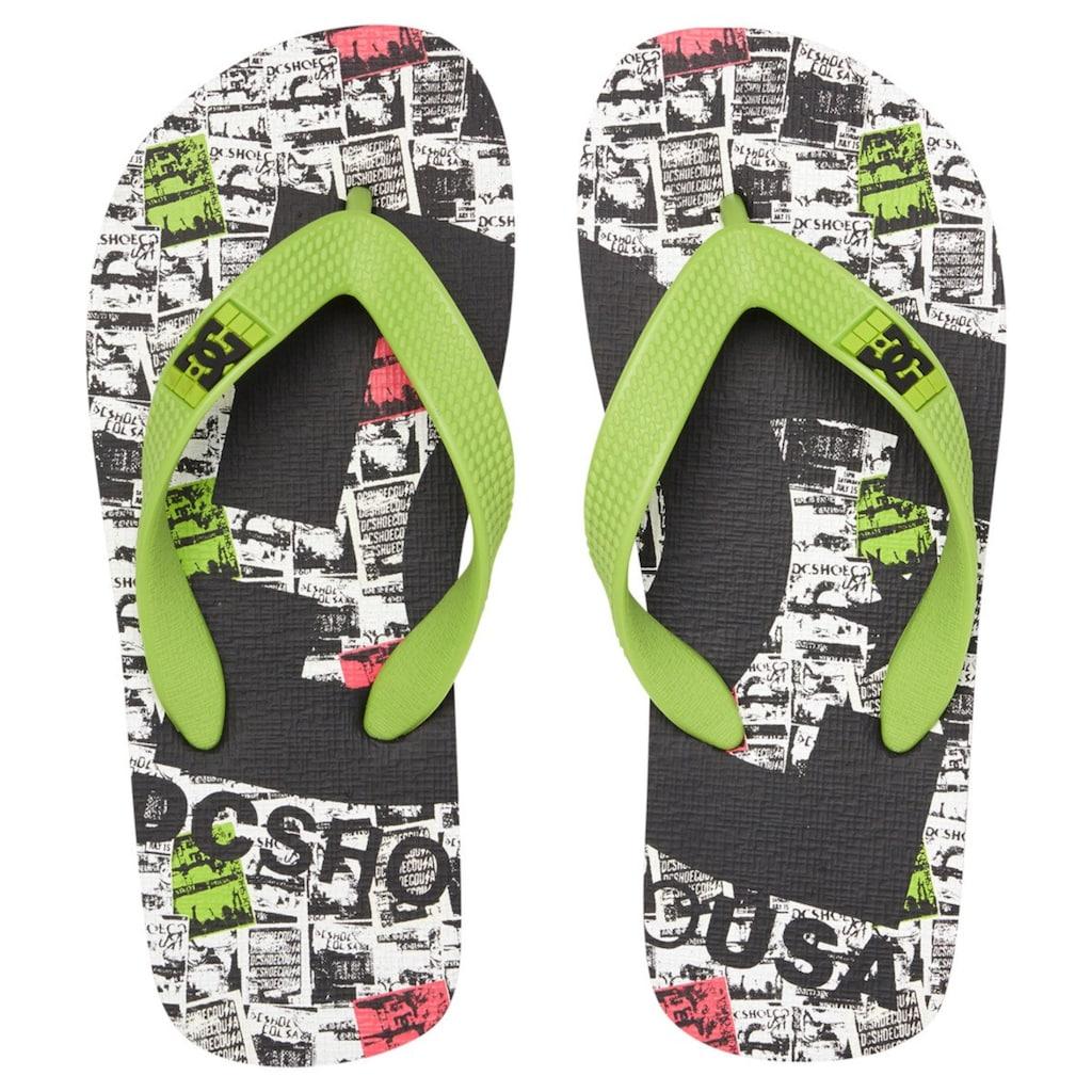 DC Shoes Sandale