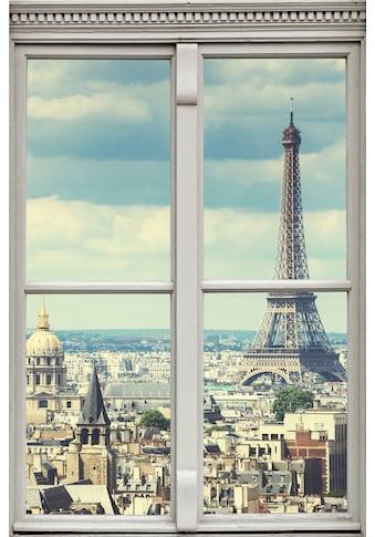 queence Wandsticker »Paris« kaufen