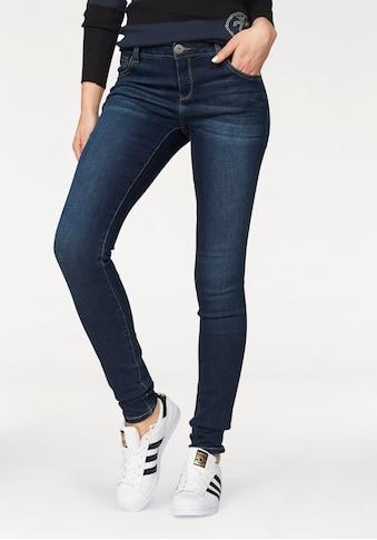 Arizona Skinny-fit-Jeans »Ultra-Stretch«, Mid Waist kaufen
