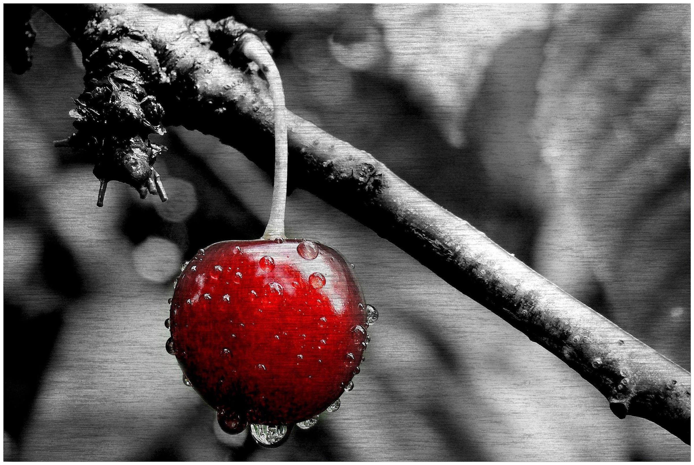 Image of Art & Pleasure Acrylglasbild »Cherry tree«