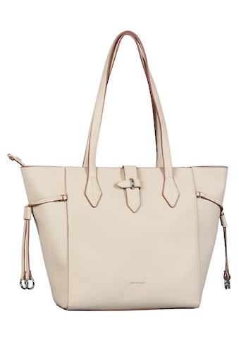 TOM TAILOR Shopper »Jasmin«, In schickem Design kaufen