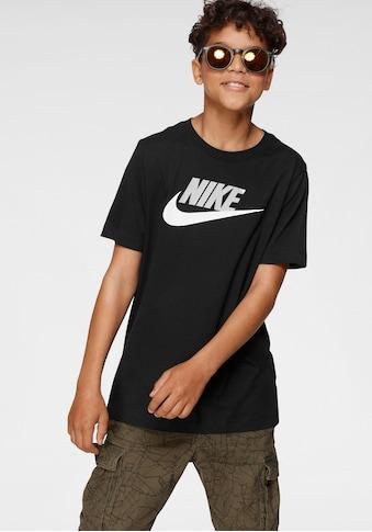 Nike Sportswear T - Shirt »BOYS NIKE SPORTSWEAR TEE FUTURA ICON« kaufen