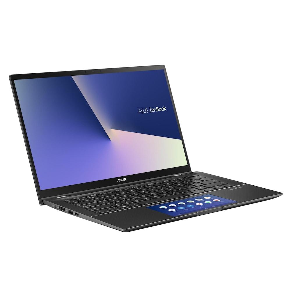 Asus Notebook »ZenBook Flip 14 UX463FL-AI023R«, ( Intel Core i5 GeForce MX250\r\n - GB HDD 512 GB SSD)
