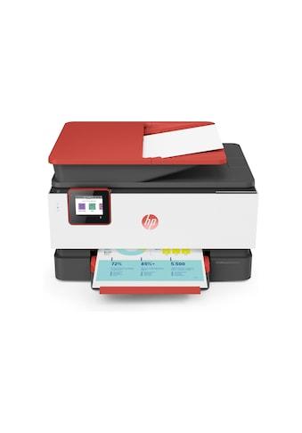 Multifunktionsdrucker, HP, »OfficeJet Pro 9016 All - in - One« kaufen