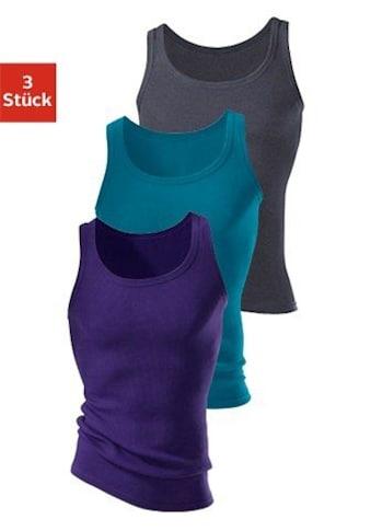 H.I.S Unterhemd, in Doppelripp, ohne Seitennähte kaufen