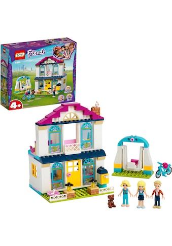 LEGO® Konstruktionsspielsteine »Stephanies Familienhaus (41398), LEGO® Friends«, (170... kaufen