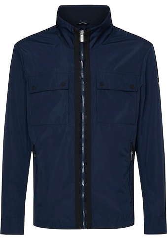 Calvin Klein Kurzjacke »SHELL FIELD JACKET«, mit Kontrast- Reissverschluss kaufen