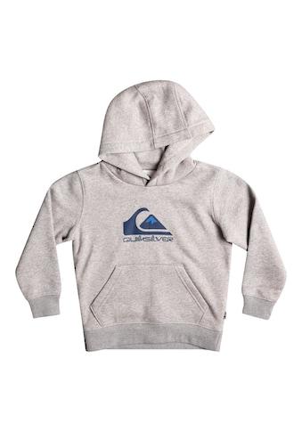 Quiksilver Fleecepullover »Big Logo« kaufen