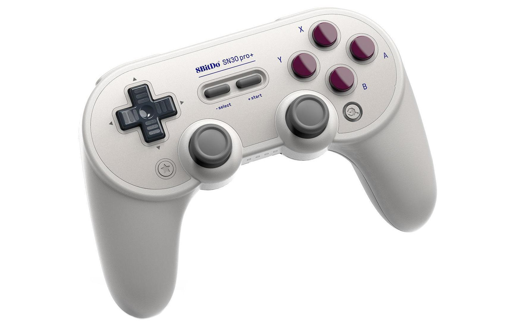Image of 8bitdo Wireless-Controller »SN30 Pro+ G Classic Edition Wireless«