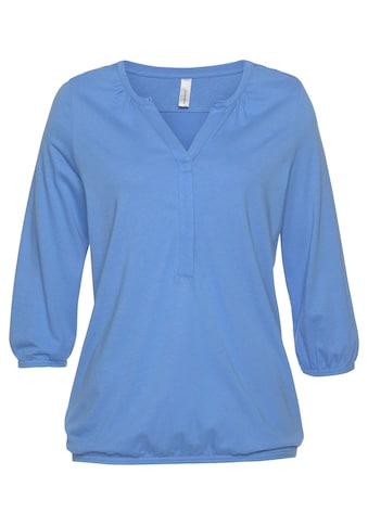 soyaconcept 3/4 - Arm - Shirt »Felicity7« kaufen