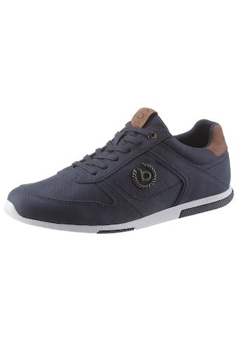 bugatti Sneaker »Report«, mit Easy Change-Wechselfussbett kaufen