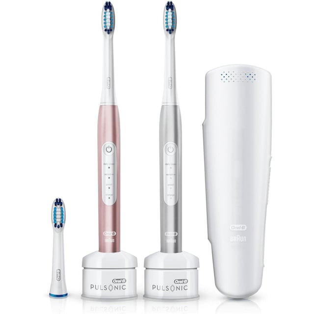 Oral B Elektrische Zahnburste Pulsonic Slim Luxe 4900 Entdecken Im Jelmoli Online Shop
