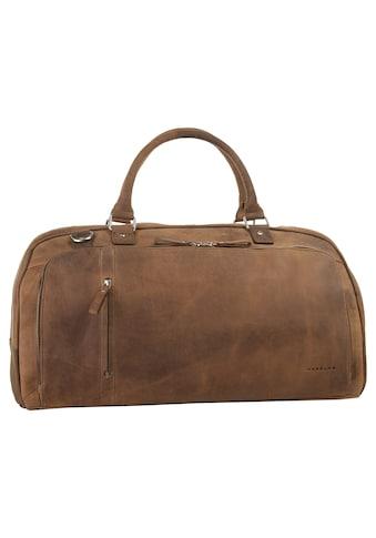 Harold's Reisetasche »ANTIC«, vegetabil gegerbt kaufen