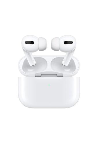 Apple wireless In-Ear-Kopfhörer »AirPods Pro (2019), mit Ladecase«, MWP22ZM/A kaufen