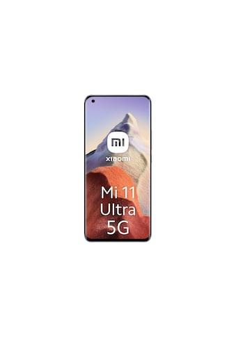 """Xiaomi Smartphone »11 Ultra 256 GB Ceramic W«, (17,29 cm/6,81 """", 256 GB Speicherplatz,... kaufen"""