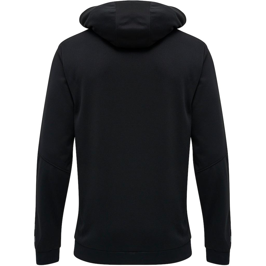 hummel Kapuzensweatshirt »HML AUTHENTIC POLY HOODIE«