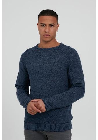 Blend Strickpullover »Pullover 20712653«, Strickpullover mit Rundhalsausschnitt kaufen