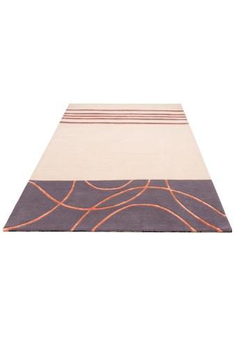 Theko Exklusiv Teppich »LLoyd«, rechteckig, 15 mm Höhe, Seidenotik durch Viskose,... kaufen