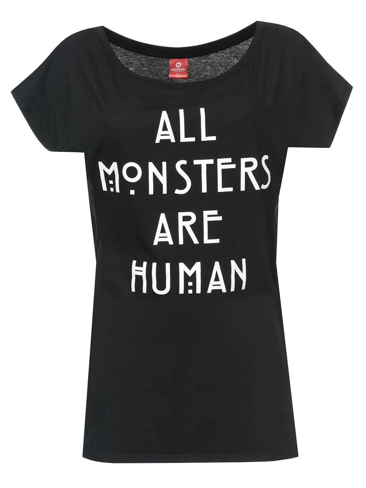 Image of American Horror Story T-Shirt »American Horror Story All Monsters Are Human«