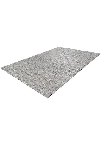 Lederteppich, »Finish 100«, Arte Espina, rechteckig, Höhe 5 mm, handgewebt kaufen