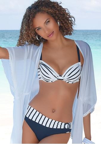 Sunflair Bügel-Bikini, mit Ziergürtel vorn kaufen