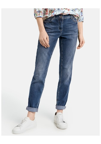 Taifun Hose Jeans lang »Jeans Straight TS« kaufen