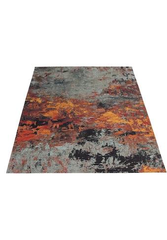 Bruno Banani Teppich »Wallim«, rechteckig, 8 mm Höhe, Wohnzimmer kaufen