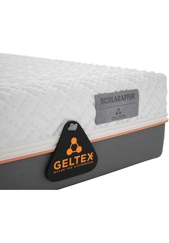 Schlaraffia Gelschaummatratze »GELTEX® Quantum 180«, (1 St.), GELTEX® macht den... kaufen