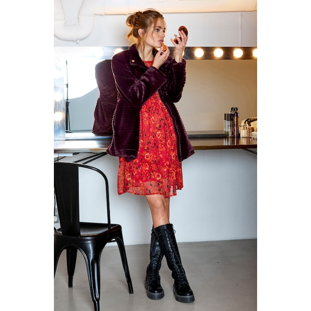 Aniston CASUAL Chiffonkleid