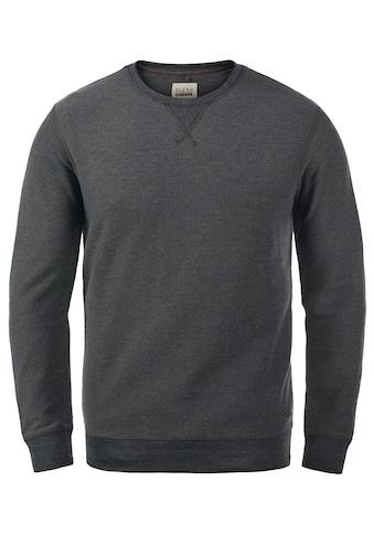Blend Sweatshirt »Falk«, Sweatpullover mit Metallbadge kaufen