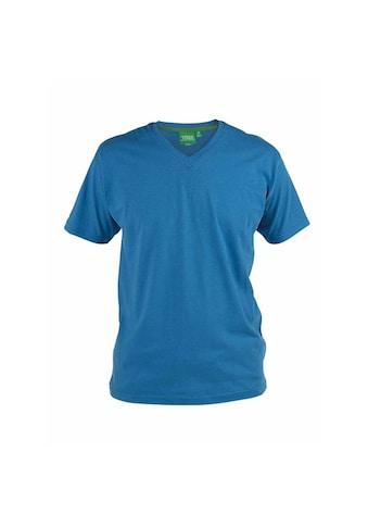 Duke Clothing T-Shirt »Herren Signature-2 mit V-Ausschnitt« kaufen