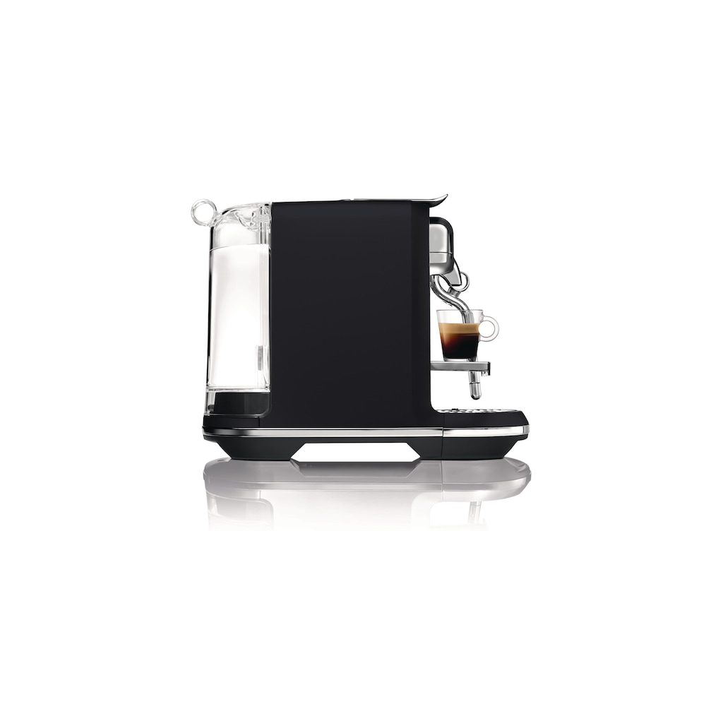 Sage Kapselmaschine »Creatista Plus Steel 1.5 l«