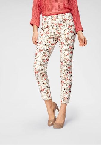 MAC Bügelfaltenhose »Anna Flowers« kaufen