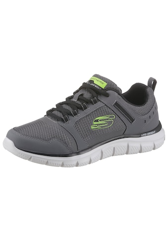 Skechers Sneaker »TRACK-KNOCKHILL«, mit gepolsterter Innensohle kaufen
