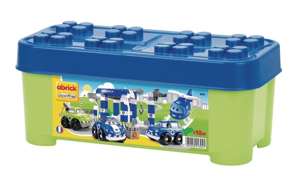 Image of ARION Spiel »Abrick Polizei Box«
