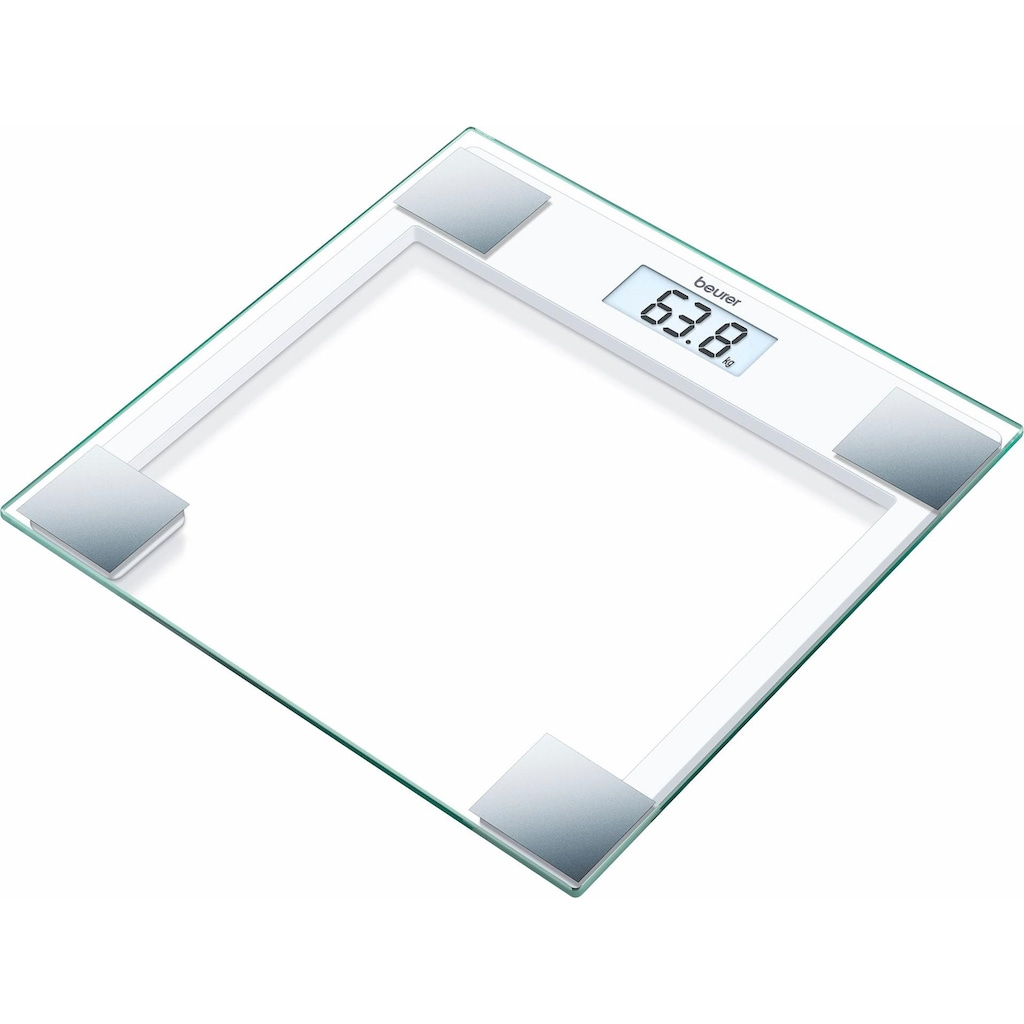 BEURER Personenwaage »GS 14«, aus Glas