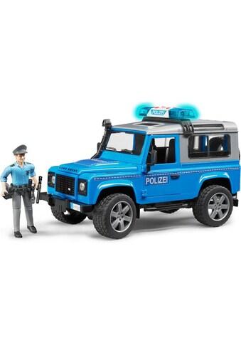 Bruder® Spielzeug-Polizei »Land Rover Polizei« kaufen